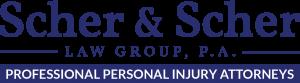 Scher and Scher logo