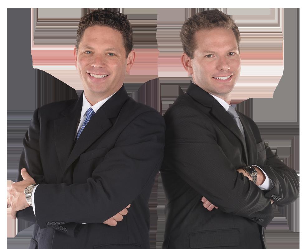 scher & Scher injury lawyer brothers