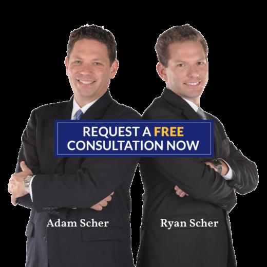 Scher & Scher free consultation
