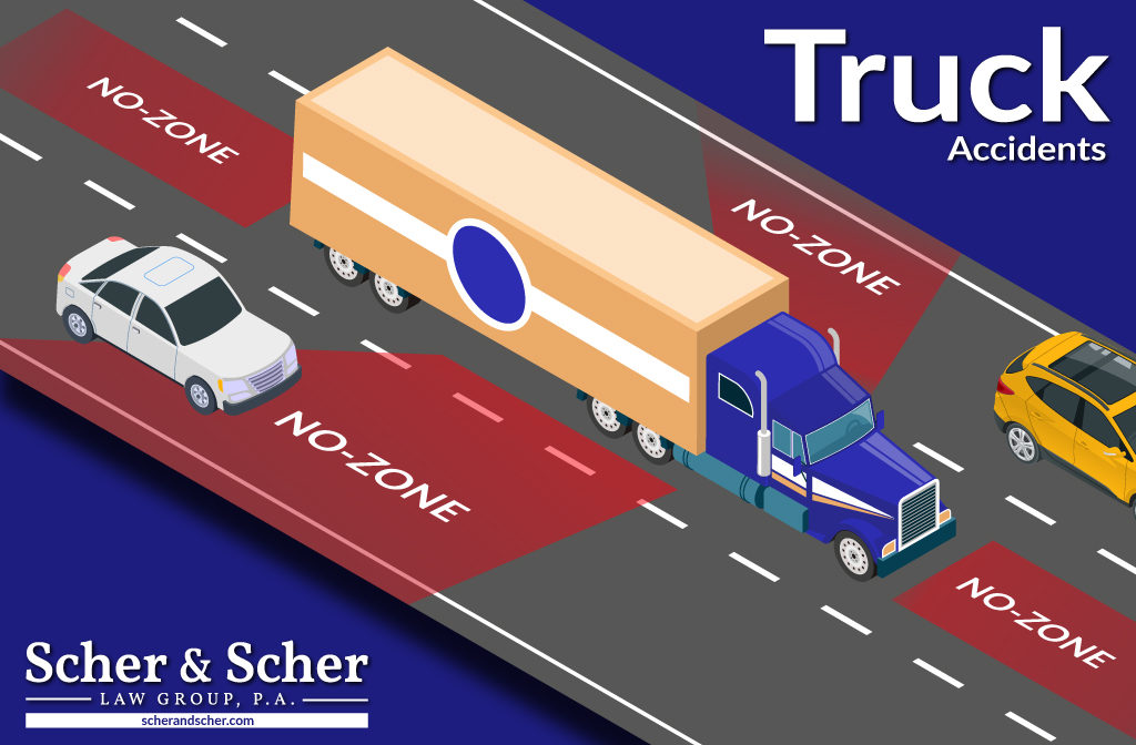 Truck Accident Lawyer Hollywood FL - Common Types of Trucking Accidents