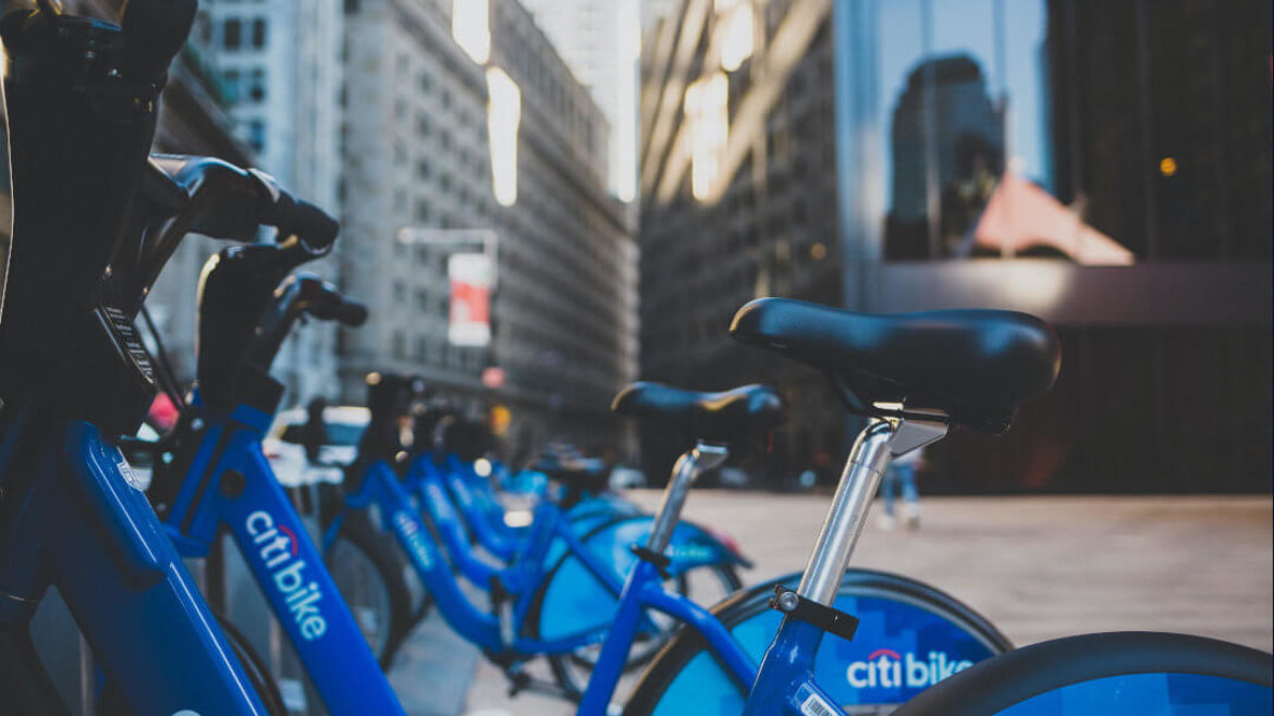 Injuries on Citi Bikes and Electric Scooters
